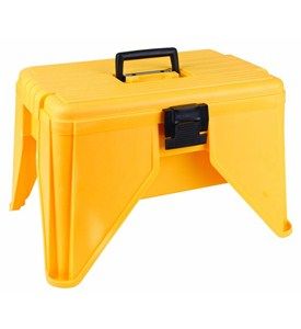 Stand and Store Step Stool Image