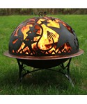 Standing Fire Pit - Orion Fire