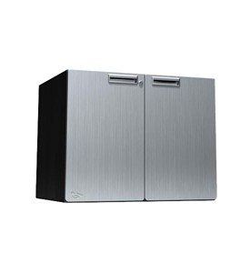 Steel Garage Cabinet - 30x24x24 Inch - Lower Image