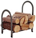 Steel Offset Arch Log Rack