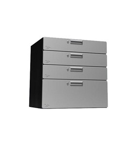 Steel Storage Drawers Image