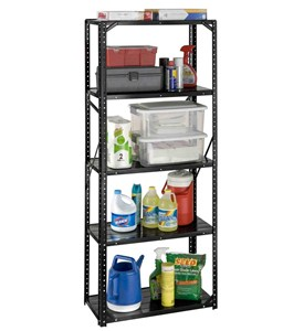 Steel Storage Rack - 30 x 72 x 15 Inches Image