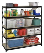 Steel Storage Rack - 66 x 72 x 24 Inches