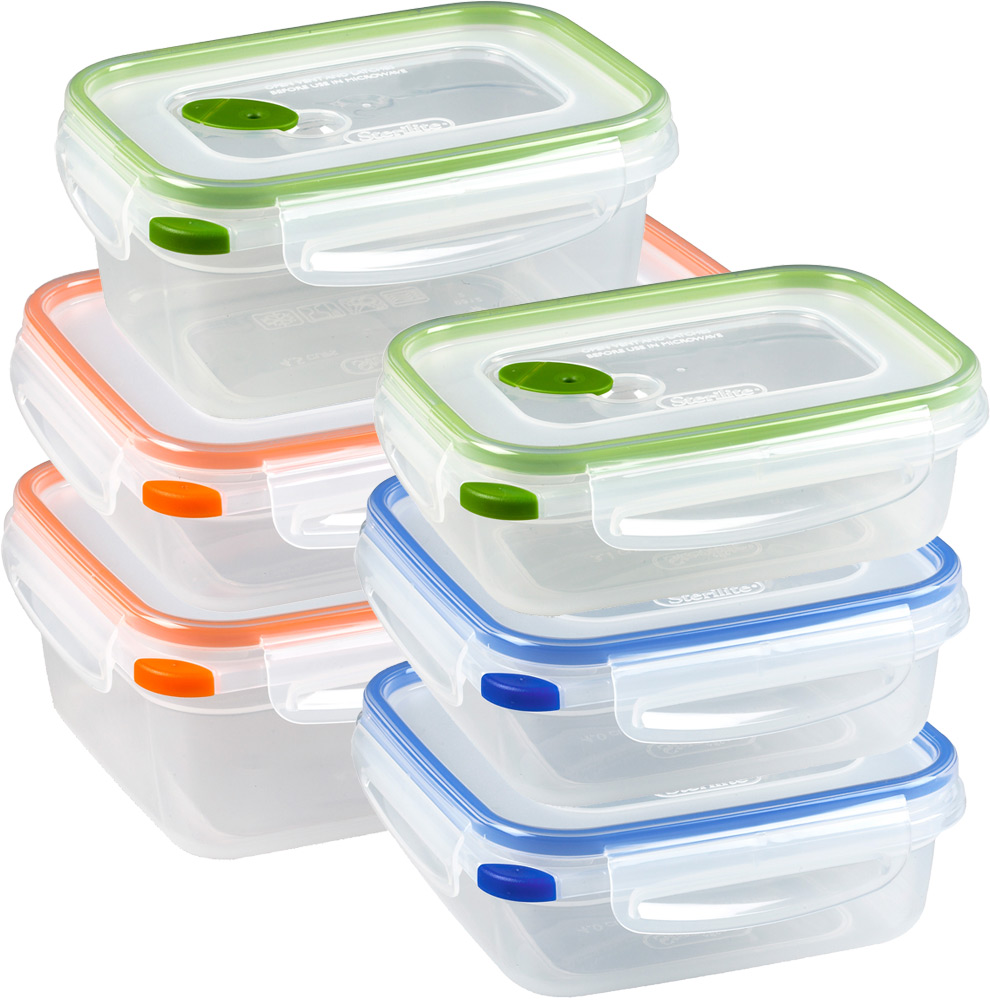 Do You Have To Store Food In Airtight Containers