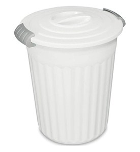 Sterilite Mini Trash Can Image