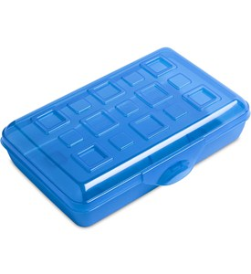 Sterilite Plastic Pencil Box Image