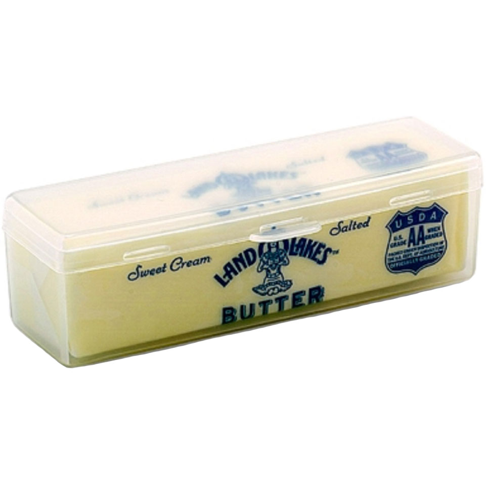 Stick Butter Container In Plastic Food Containers