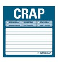 Sticky Notepad - Crap