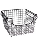 Storage Basket - Medium Stacking