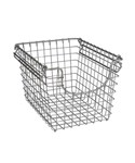 Storage Basket - Small Stacking