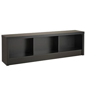 Entryway Storage Bench - Black Image