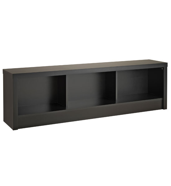 Entryway Storage Bench   Black Price: $163.99