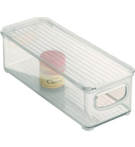 Storage Bin with Lid Image