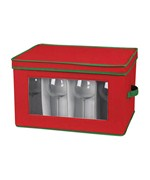 Storage Box - Holiday - Wine Glasses