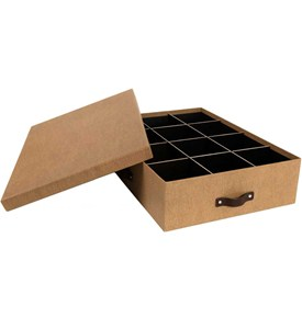 Storage Box with Dividers Image