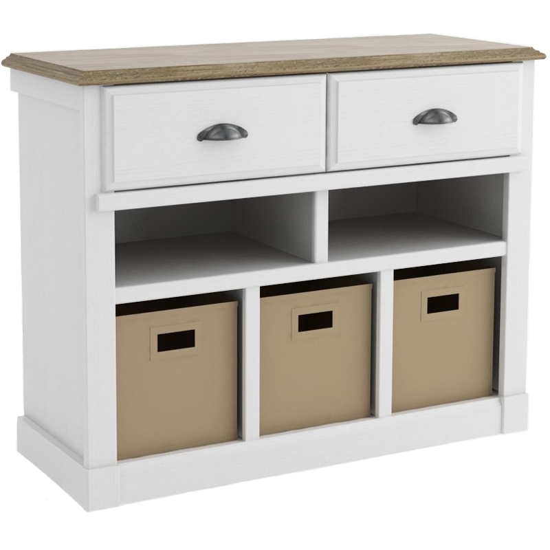 Storage console table in accent tables Console tables with storage