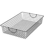 Wire Baskets and Wire Storage Bins | Organize-It