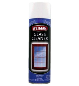 Streak-Free Glass Cleaner Image