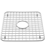 Stainless Sink Grid With Drain Hole