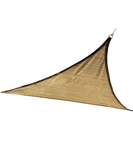 ShelterLogic Sun Shade Sail Canopy - Triangle Image