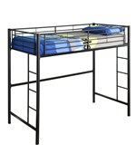 Sunset Metal Kids Loft Bed