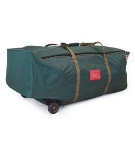 Easy Carry Rolling Christmas Tree Duffel Bag Image