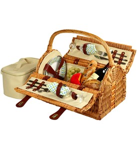 Sussex Picnic Basket - Service for Two Image