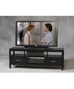 Sutton Black Plasma TV Center