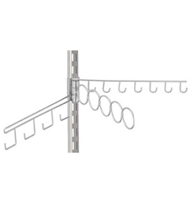 Swinging Wire Closet Accessory Organizer Image