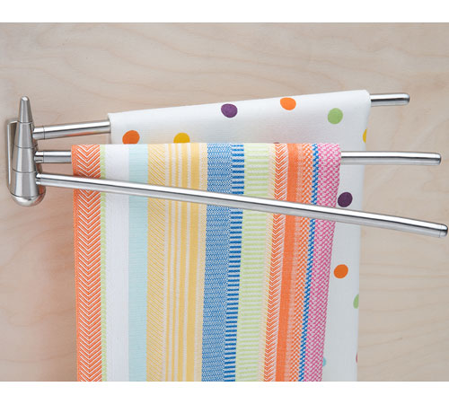 kitchen towel racks