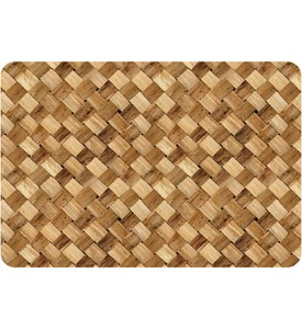 Table Placemats - Basket Weave (Set of 4) Image