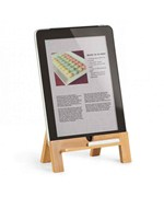 Tablet Stand - Wood by Umbra