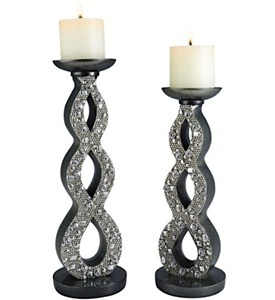 Tall Candlesticks (Set of 2) Image