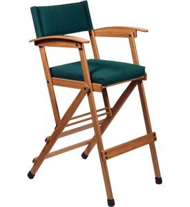 Tall Elm Directors Chair Image