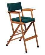 Tall Elm Directors Chair