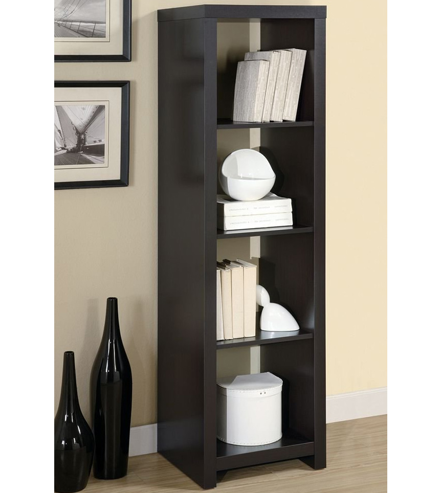 black full with of bookcase argos narrow size together diy also drawers tall and bookshelf