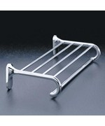 Chrome Towel Shelf and Bar
