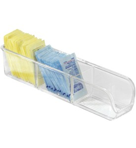Tea Bag and Sugar Packet Organizer Image