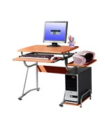 Techni Mobili Cherry Student Desk by RTA Products