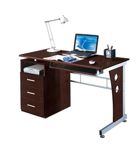 Techni Mobili Compact Work Desk by RTA Products Image