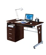 Techni Mobili Compact Work Desk by RTA Products