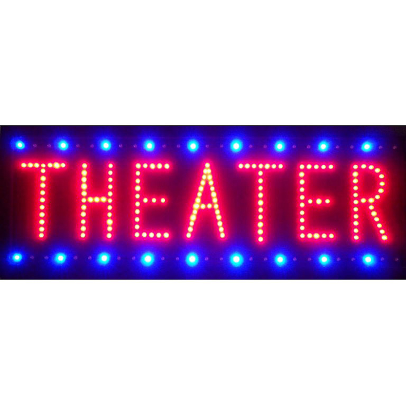 Light Up Theater: Theater LED Lighted Motion Sign
