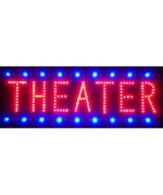 Theater LED Lighted Motion Sign - by Neonetics