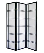 Three-Panel Room Divider