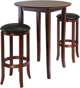 Three-Piece Pub Table Set Image