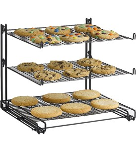 Three-Tier Cooling Rack Image
