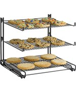 Three-Tier Cooling Rack