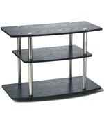 Three Tier TV Stand by Convenience Concepts