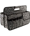 Neatnix Scrapbook Supplies Organizer Bag - Swirl