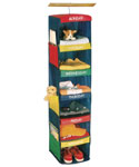 Daily Activity Closet Organizer for Kids